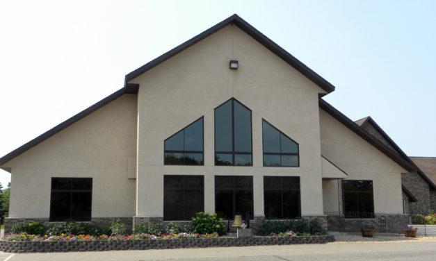 Nov. 19 sermon & gospel – Welcome Pastor Muske!