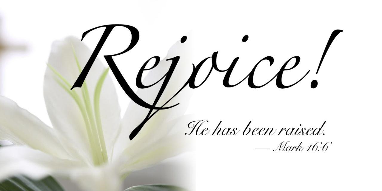 Easter Sunday Gospel and Sermon
