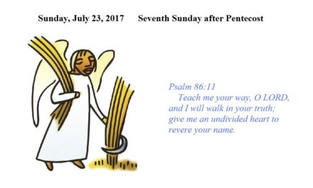 Seventh Sunday after Pentecost
