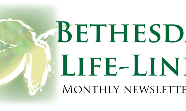 Bethesda January 2018 Life-Line Newsletter