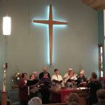 Aitkin United Methodist and Pine Lake Chapel Choir