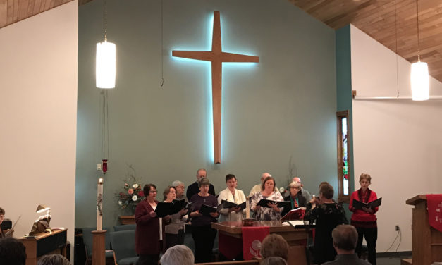 Aitkin United Methodist and Pine Lake Chapel Choir
