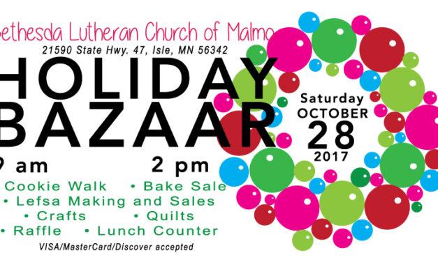Bethesda Holiday Bazaar 2017