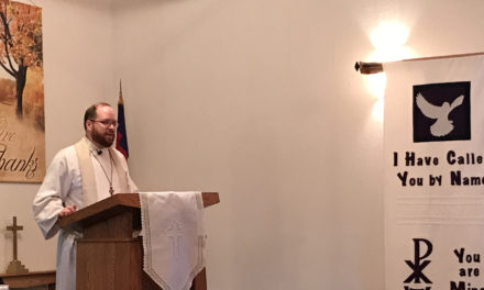 Nov. 26, 2017 readings and sermon