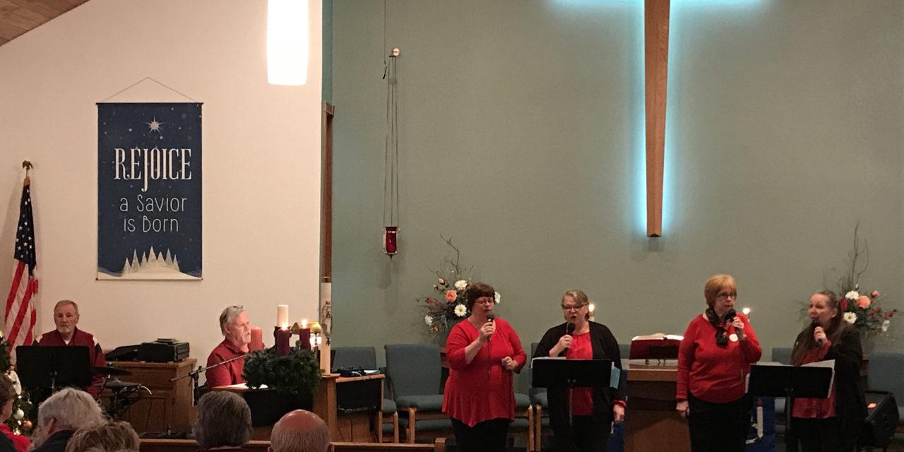 Dec. 10 Service and Praise Choir