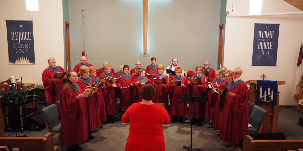 Sunday, Jan. 14 Praise Choir Service