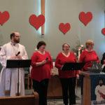 Praise Choir and Sunday Service for Feb. 11, 2018